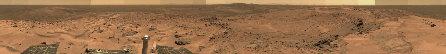 Le panorama martien inédit